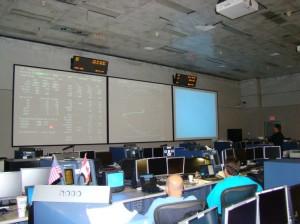 Flight Control Room