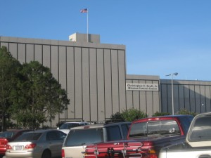 Mission Control Building