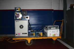 Black body radiators used for calibration