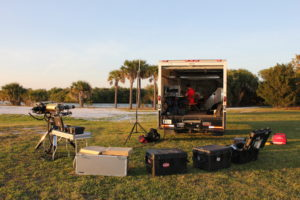 The MARS ground based system in St. Petersburg, FL