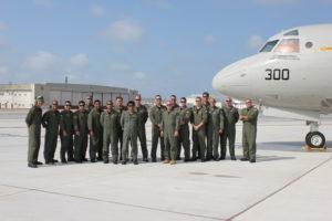Crew of the P-3